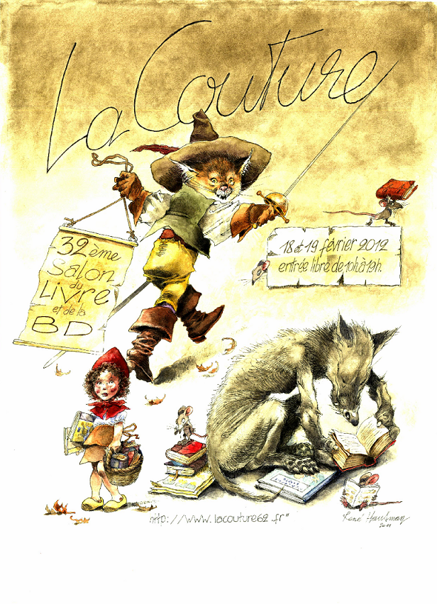 Salon du Livre et de la Bd de La Couture dans Agenda AFFICHE_2012